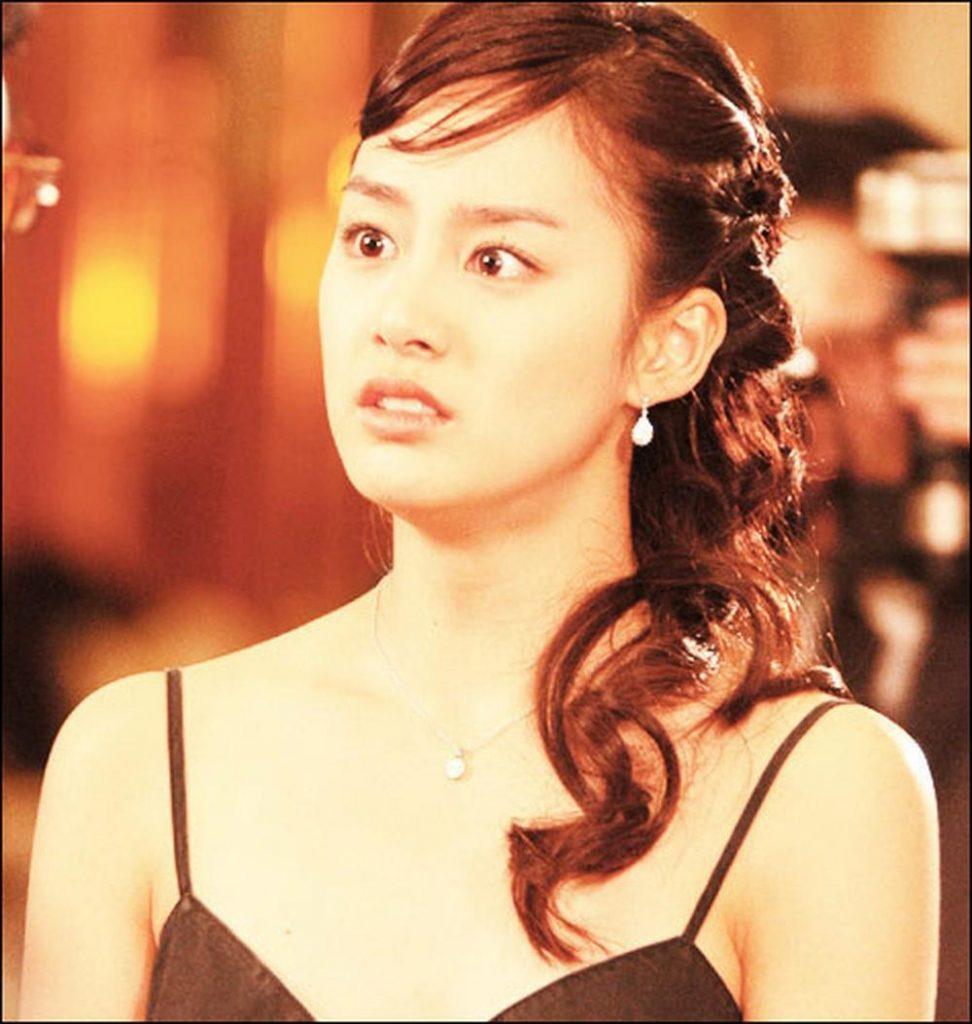 Ngọc nữ xứ kim chi - Kim Tae Hee 1