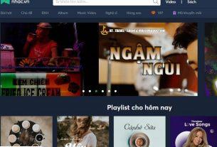 Nhac.vn - lựa chọn mới cho người yêu nhạc
